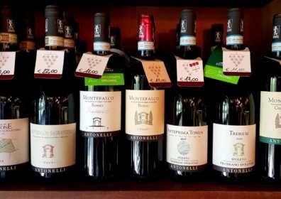 I vini della settimana: la CANTINA ANTONELLI SAN MARCO di Montefalco