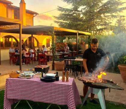 BBQ in Montefalco: 30 August 2019