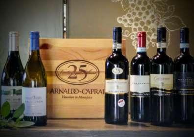 Wines of the Week: the CAPRAI WINE FARM