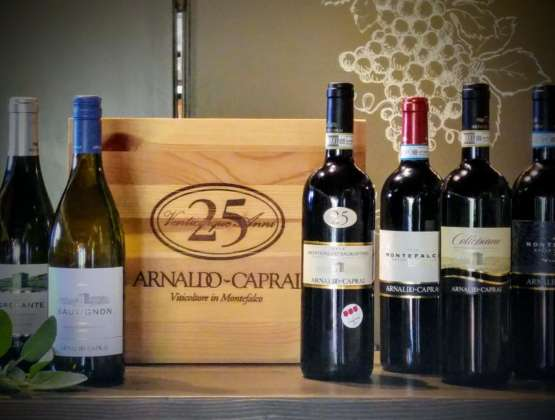 Wines of the Week: the CAPRAI WINE FARM