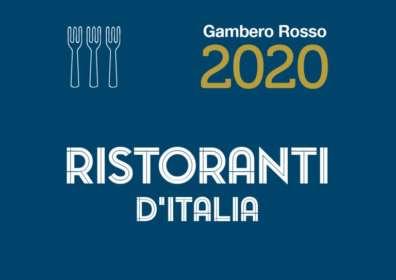 L'osteria nella guida Ristoranti d'Italia 2020 del Gambero Rosso