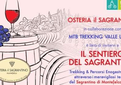 Il Sentiero del Sagrantino – Domenica 28 Giugno