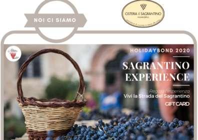 Sagrantino Experience – Holiday Bond 2020
